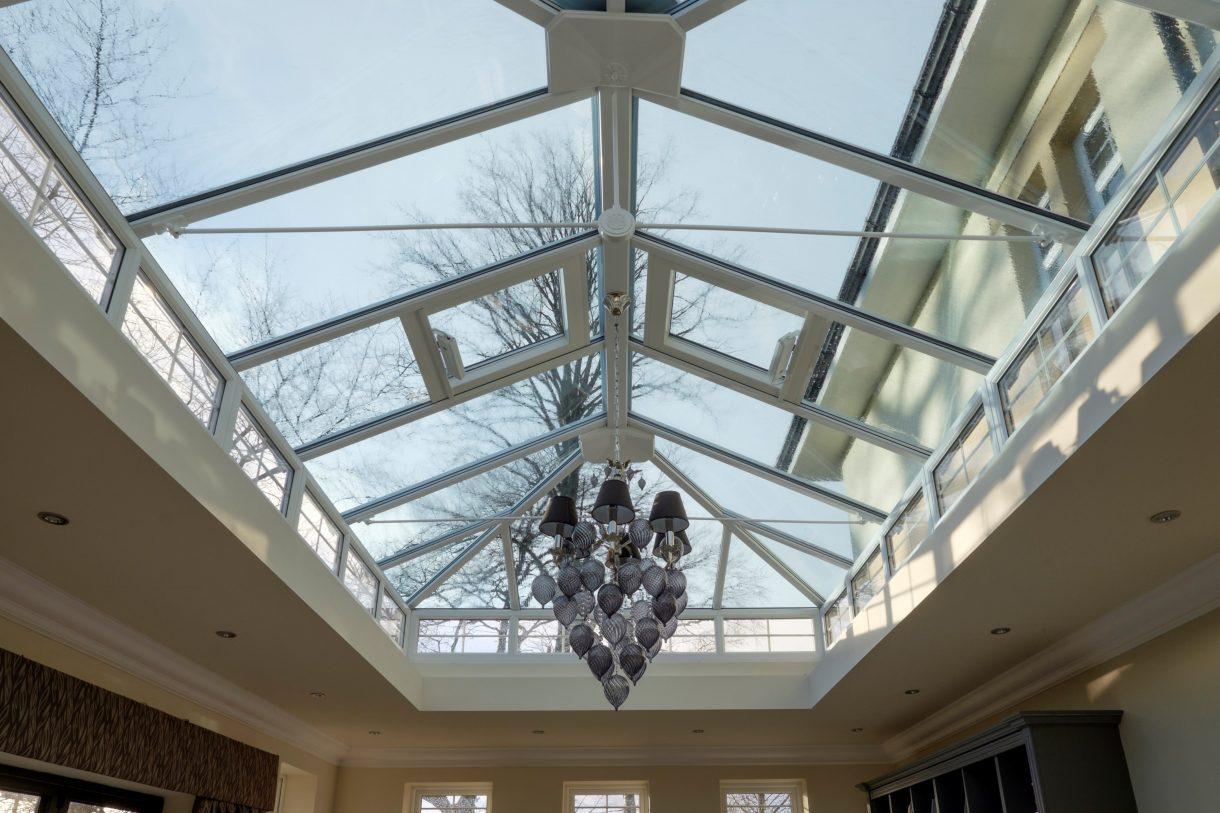 Lantern Roof Hayes