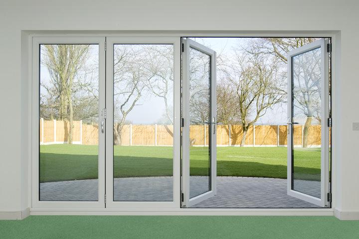 upvc bi-folding doors hayes