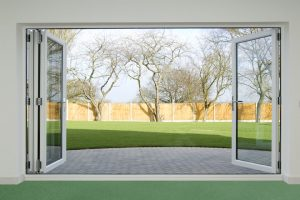 bi-fold door configurations hayes