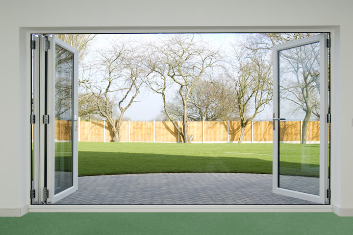 bi-fold door configurations hayes