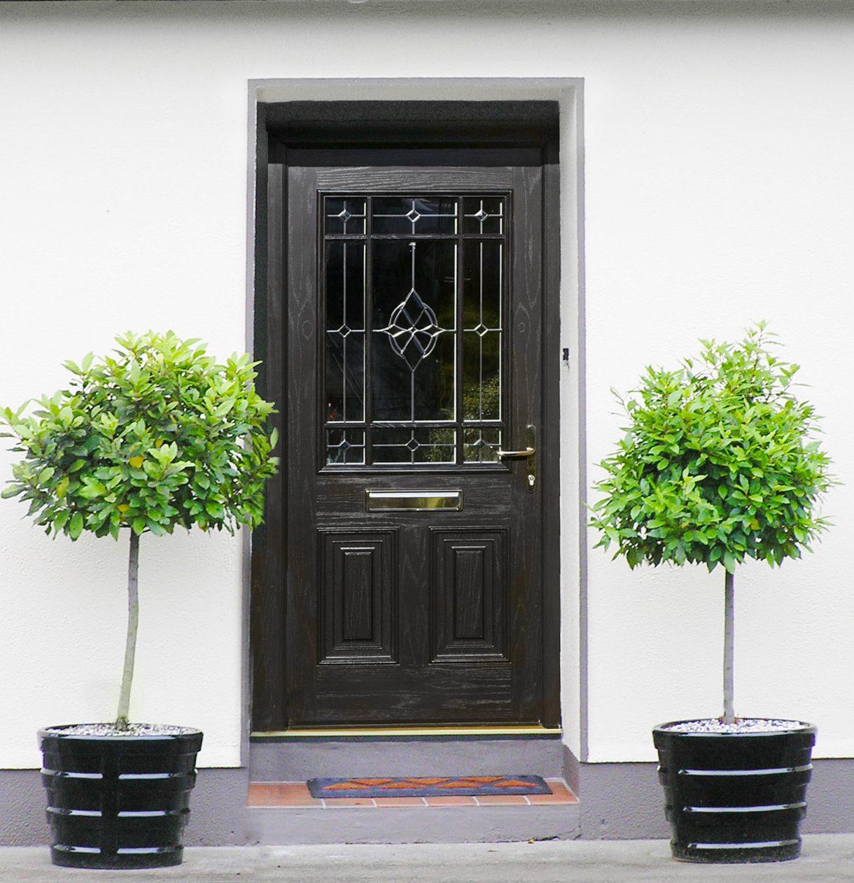 composite front doors hayes