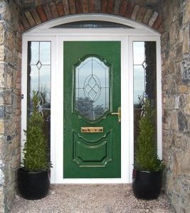 green composite doors hayes