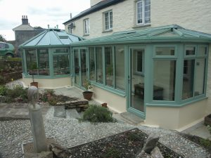 p shaped conservatory hayes
