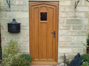 uPVC door styles Hayes