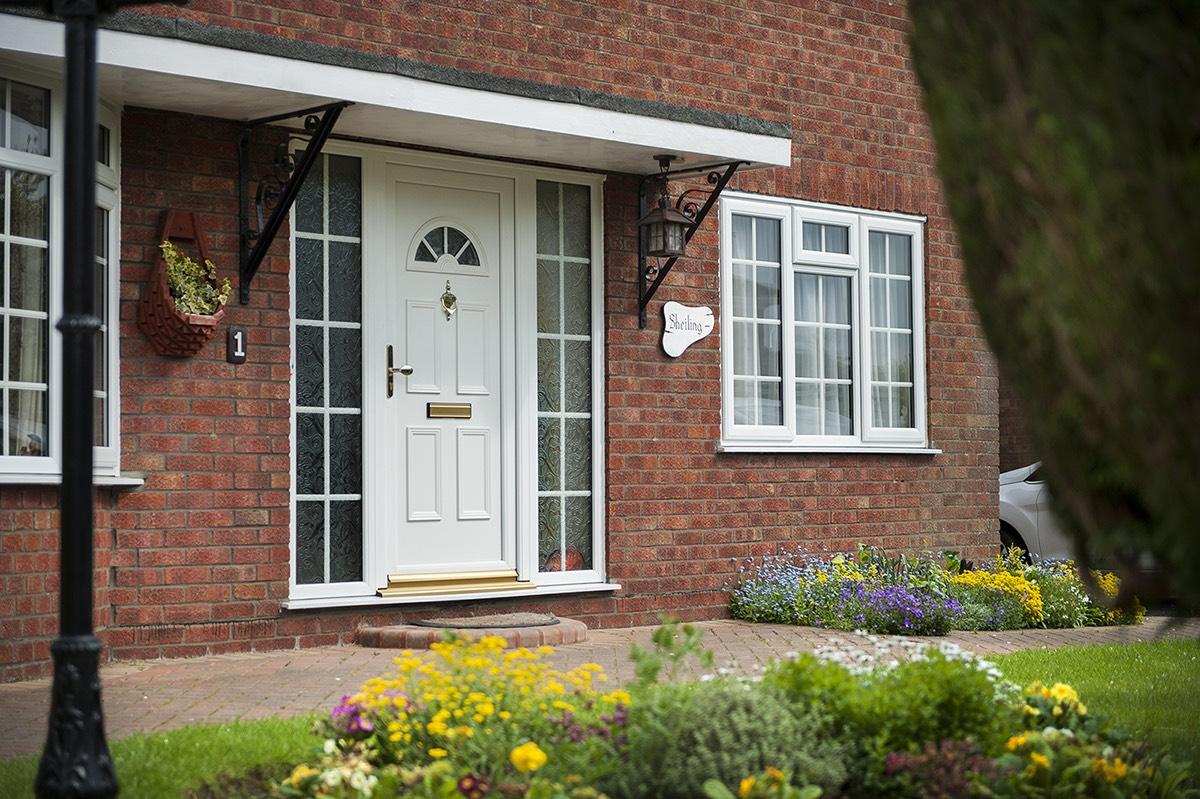 uPVC front doors hayes