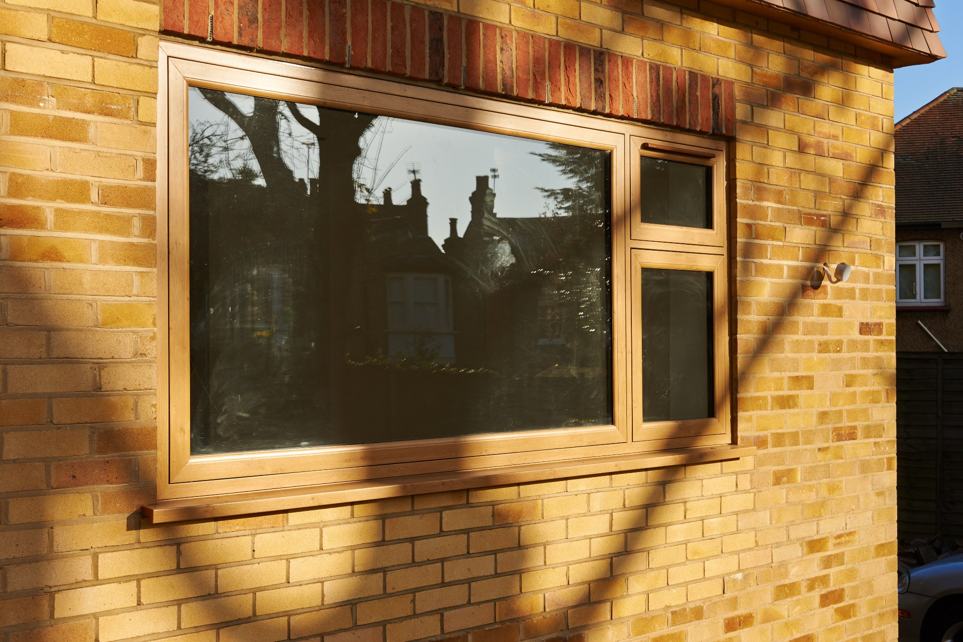 flush casement windows london