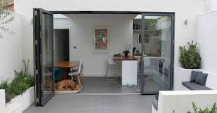 aluminium bi-fold door quote