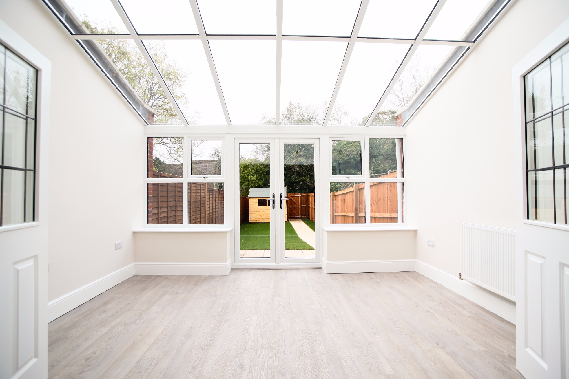 conservatory roof materials watford