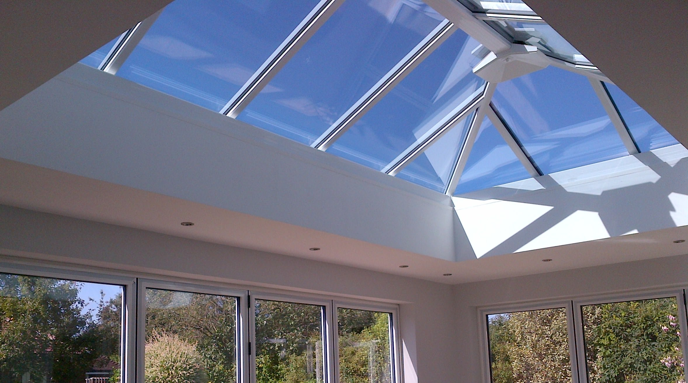 replacement conservatory roofs richmond