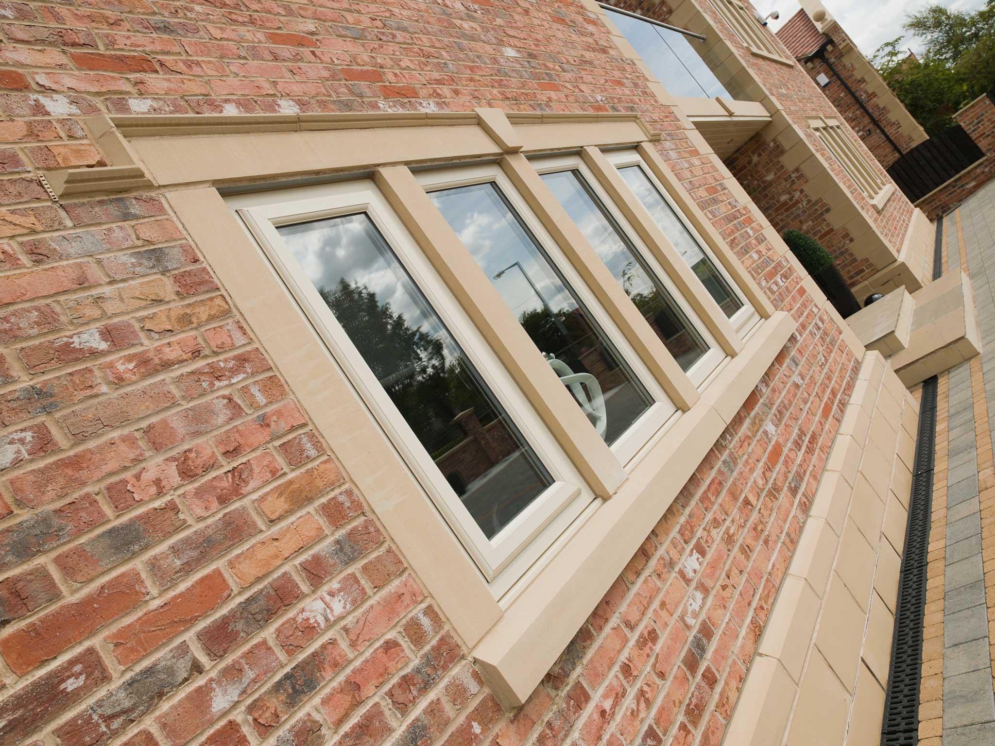 casement stlye windows hayes