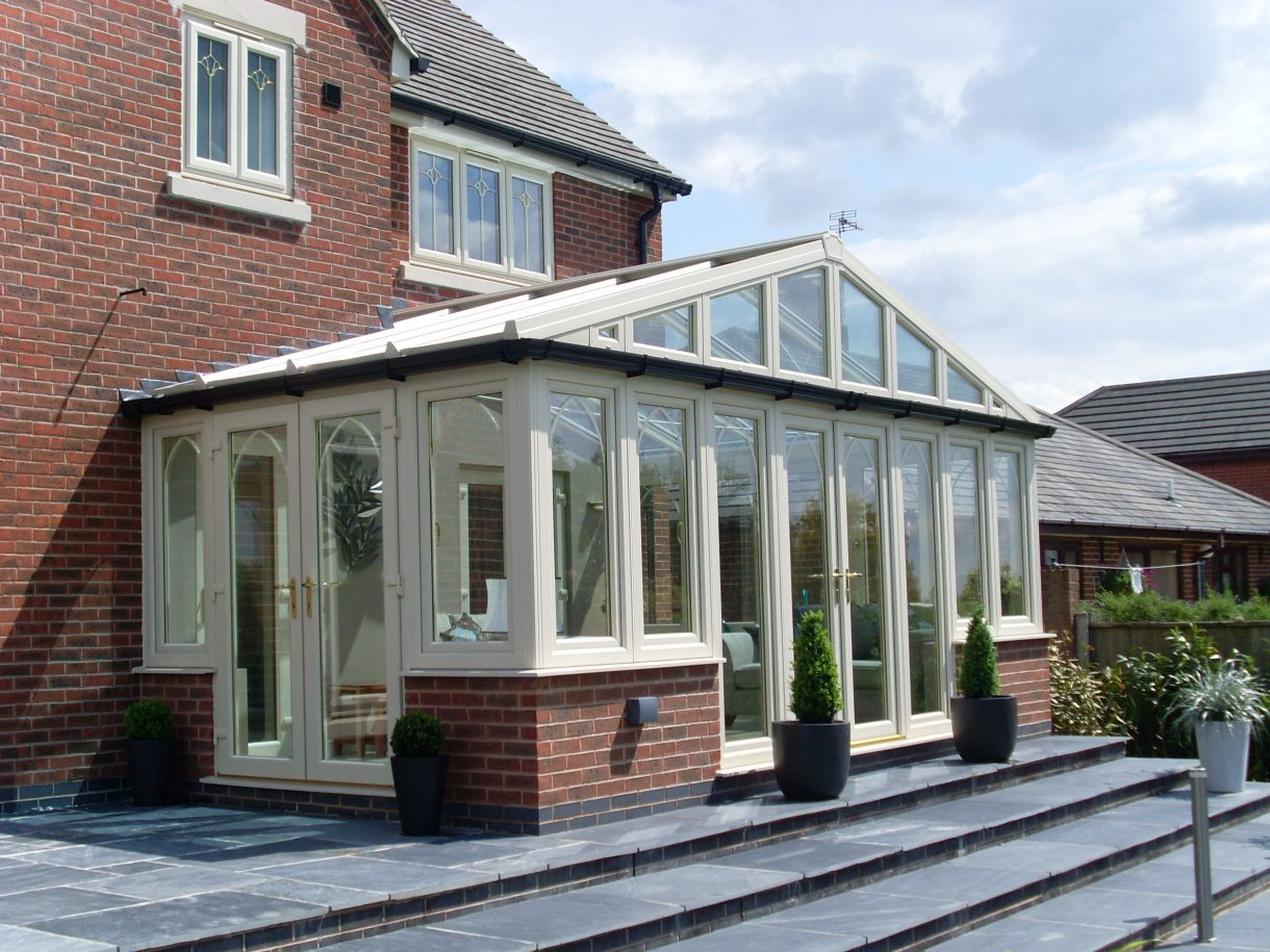 glass extensions installation hayes