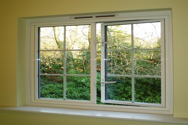 aluminium window frames hayes