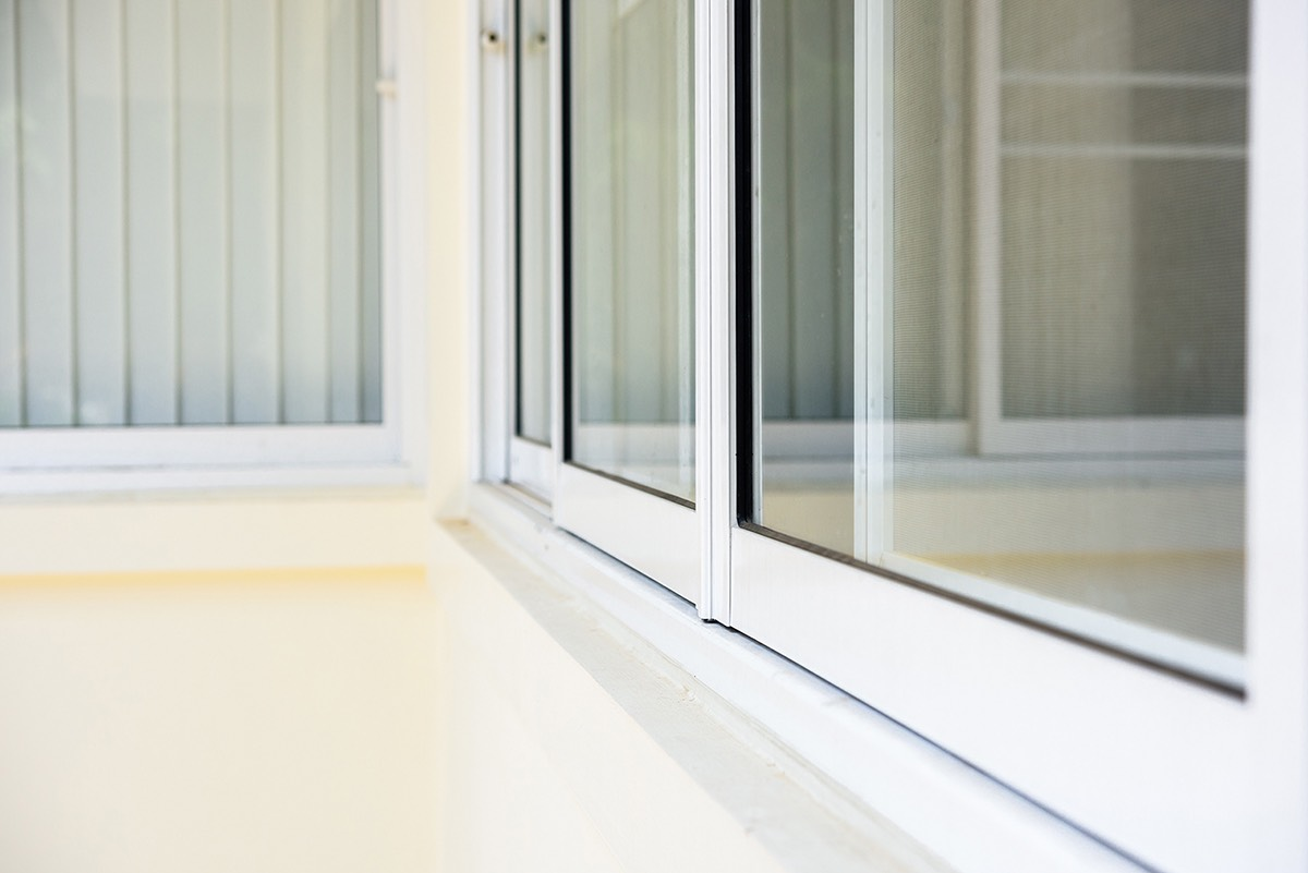 aluminium sliding glass doors hayes